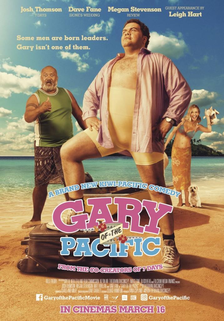 Gary z Pacifiku - PLAKÁT