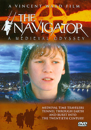 The Navigator POSTER dvd